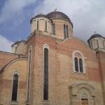 Prenos moštiju Svetog Save - crkva u Novom Sadu